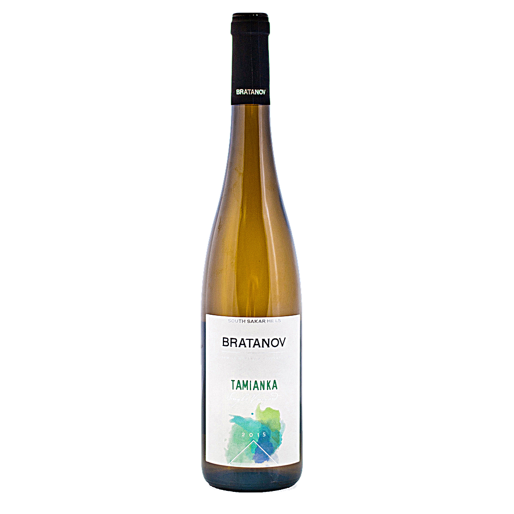 Bratanov - Tamianka Single Vineyard 2018 0.75l